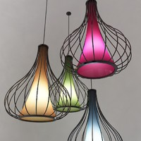 Ceiling Lamp - Color